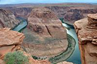 Horsehoe Bend on the Colorado River