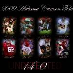"""2009 Undefeated National Champions"" by joey2025"
