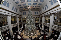 Macy's,formerly Marshall Field's Great Holiday Tre