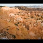 """Hoodoos at Bryce Canyon"" by pumpkin"