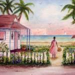 """""""Beach House"""" by AlexanderArt"""