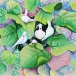 """Love Doves"" by AlexanderArt"