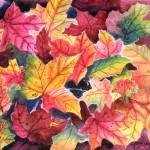 """""""Leaf Dance"""" by AlexanderArt"""