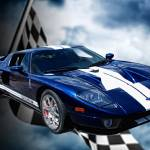 """FORD GT40"" by JohnMelton"