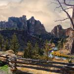 """Crooked River"" by JohnMelton"