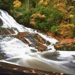 """Catheys Creek Falls"" by mindseyecreative"