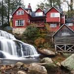 """Mill Shoals Falls"" by mindseyecreative"