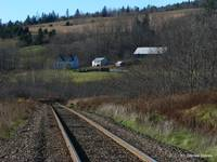 Rural Train Tracks 4705
