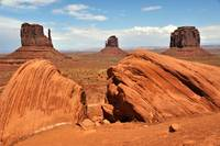 Mittens of Monument Valley