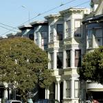 """Haight Houses"" by NancyLeslie"