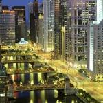 """Chicago River"" by Panoramic_Images"