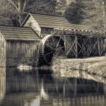 """Mabry Mill"" by hicklinphotography"