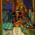 """Asenath"" by blacksinthebible"