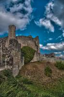 Conisborough Castle HDR