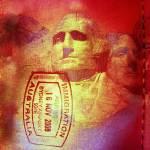 """Photomanipulation of Passport page tres"" by davidflurkey"
