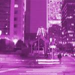 """17th and Ultraviolet"" by jjs_graphics"