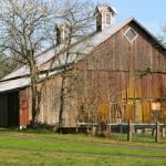 """""""Oregon Barn"""" by pkripper503"""