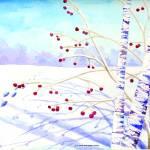 """Footprints in the Snow"" by saraalexandermunoz"