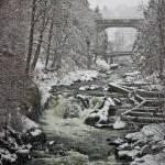 """deschutes river blizzard"" by Retrograph"