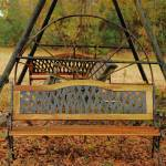 """Country Bench and Swing"" by kpitre"