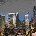 """""""East Skyline"""" by geoffallen"""