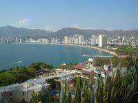 View of Acapulco