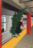 Holiday Subway Ride