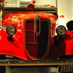 """fairhope firetruck"" by JThomasDukePhotography"