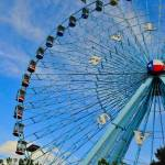 """big wheel at texas state fairgrounds"" by JThomasDukePhotography"