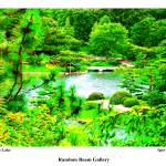 """Mountain Lake"" by randombeam"
