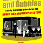 """Trailer Park Boys visit Scarecrow Video"" by swellzombie"