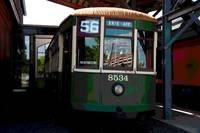 postized Erie Ave Trolley
