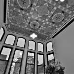 """Crowell Hall Lobby B&W"" by DigiPix"