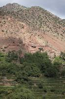 Berber Village Agriculture, High Atlas Mountains