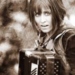 """Grunge Accordion"" by ScovoPhoto"