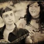 """""""Banjo Lady"""" by ScovoPhoto"""