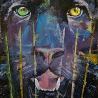 """Panther"" by Michael Creese"