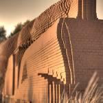 """""""Brick Train"""" by AnsonFineArt"""