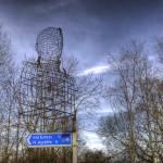 """""""Head In The Sky"""" by AnsonFineArt"""