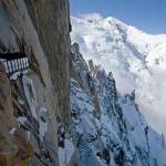 """Observatory, Aiguille du Midi, Mt Blanc, Chamonix"" by davidhowell"