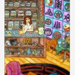 """The Occult Shop"" by witchofforestgrove"