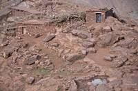 Berber Shepherd's Hut, High Atlas Mountains