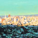 """The Bewitching Hour San Francisco California"" by BeaconArtWorksCorporation"