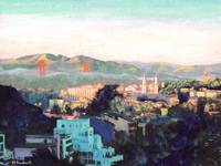 North to the Golden Gate by RD Riccoboni
