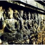 """Borobudur relieF #5"" by spuNkymoNky"