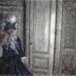 """""""Blue Shock"""" by AnsonFineArt"""