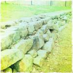 """Stacked Stone Wall"" by mforstater"