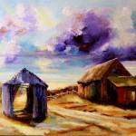 """""""Storm Beginning"""" by ArtByDianeKraudelt"""