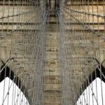 """Brooklyn Bridge Abstract"" by mentat"