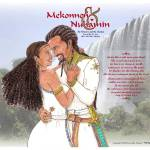 """Mekonnen & Nuhamin in Love"" by PinevergreenStudio"